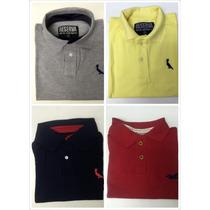 Camisa Camiseta Gola Polo Masculina Reserva Promoção