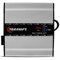 Fonte Taramps Tef-120 Amperes Carrega Bateria Digital Tef120