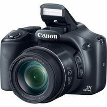 Câmera Digital Canon Powershot Sx530hs 16mp Lcd 3.0 + Cartão