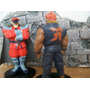 Estatuillas De Pvc De Street Fighter Akuma Y Vega (capitan)