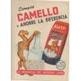 Antigua Propaganda Jabòn En Polvo Camello Fotográfico A4
