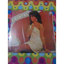Crystal Lp De Una Vez Por Todas 1985
