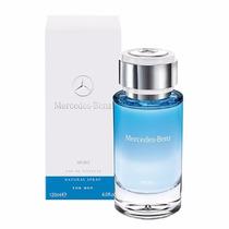 Perfume Mercedes Benz Sport Masculino Edt 120ml Original