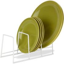 Honey-can-do Recubierto De Alambre De Acero De La Placa Del