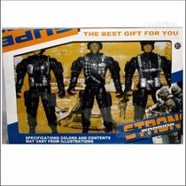 Soldados Warrior Juguetes Niños Muñecos Figuras
