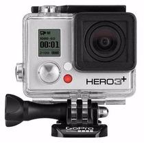 Gopro Camera Hero 3+ Silver Edition Wifi Hd Go Pro Filmadora