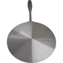 Pa Pegador De Pizza Em Aluminio Cabo Reforçado