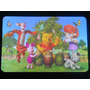 Individuales De Mesa Infantil Lavable Winnie Pooh 6 Unidades