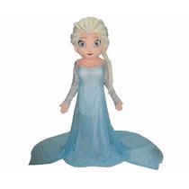 Frozen Disfraz Cabezon Adulto Nuevo E Importado Miralo!