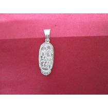 Dije Amuleto De La Suerte Plata Fina .925.