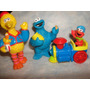Plaza Sesamo Munequitos Elmo Big Bird Cookie Moster