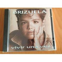 Laureano Brizuela Vivir Una Vez Cd Álbum