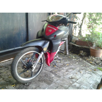 Moto Scooter Gilera Fu (smash) 110