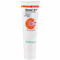 Renal K+ Suplemento En Gel Para Perros Vetoquinol