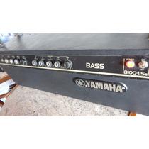 Amplificador Cabezal De Bajo Yamaha B100