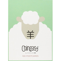 Postales Chineasy 100 Postcards The New Way To Read Chinese