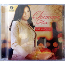 Cd - Lucimara Santos - Deus Absoluto