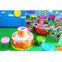 Peppa Pig Fiesta De Cumpleaños Plastilina Tipo Play Doh