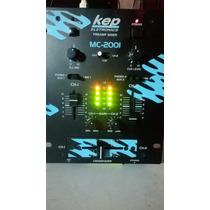 Mixer Kep Preamp Mc-2001