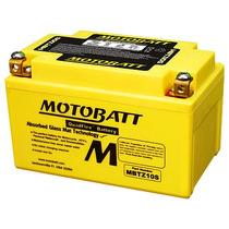 Bateria Motobatt Honda Cbr 600 F Mbtz10s Quadflex