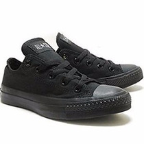 Zapatillas Allstar Converse Talle 36y7;40y1,2,3,4,5,6 Negras
