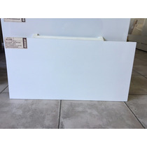 Ceramica Blanca 30x60 Antartida Brillante 1era Rectificada