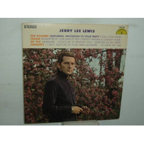Jerry Lee Lewis Golden Cream Of The Country Vinilo Americano
