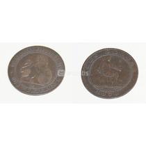 Moneda Doscientas Piezas En Kilog - Cinco Centimos