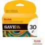 Cartucho Kodak 30 Tinta Original Color C110 C310 2150