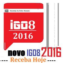Atualização Igo8 2016 - 2017 Gps Lenoxx Gp 500 - Gp 435