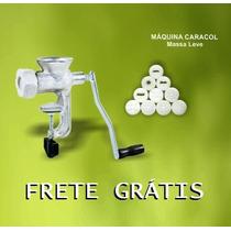 Máquina Manual De Fazer Massas E Bolachas.. Frete Grátis.