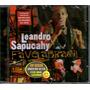Cd Leandro Sapucahy Favela Brasil - Novo Lacrado!!