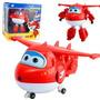 Avião Super Wings Jet 12 Cm (grande) Promoção Dia Da Criança