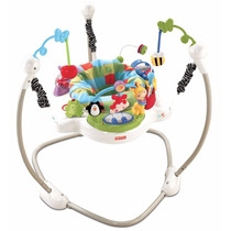 Pula Pula P/ Bebe Fisher Price Jumperoo Discover And Grow