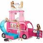Barbie Camper De Lujo 3 Pisos, Rosquillo Toys