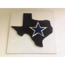 Dallas Cowboys, Cuadro Del Estado De Texas Con Estrella