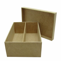 Caixa Mdf Lisa E Crua,caixa De Madeira Para Casamento,barato