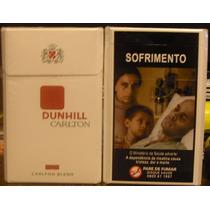 Box Dunhill De Brasil Con Advertencia Fotografica Full