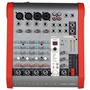 Proel Mezcladora Compacta 6 Canales Modelo M602fx