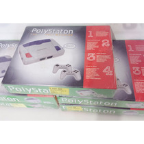 Video Game Polystation Com 2 Controles + 1 Pistola + Jogos