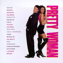 Cd Pretty Woman Soundtrack David Bowie Roxette Red Hot Chili