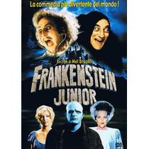Dvd Clasico Comedia Joven Young Frankenstein Junior Tampico