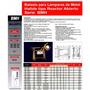 Kit Metal Halide 2000w 207v-220v-240v-277v