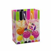 Sacola Sacolinha Embalagem Pirulito Festa Infant C/12 #m0024