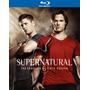 Blu-ray Supernatural Season 6 / Temporada 6