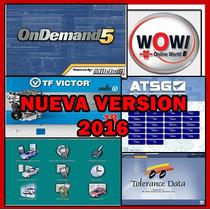 Mitchell On Demand 2016 On Demand 5 Disco Duro 1 Tb Uso Rudo