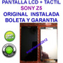Pantalla Lcd + Tactil Sony Xperia Z5 Instalada Original<br><strong class='ch-price reputation-tooltip-price'>$ 110.000</strong>