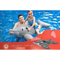 Delfin Inflable, El Más Lindo! Con Manijas