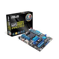 Asus Tarjeta Madre Asus M5a99fx Pro R2.0 4ddr3 Sata 6gb/s*2