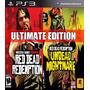 Red Dead Redemption Y Undead Nightmare Collection Ps3 Digita
